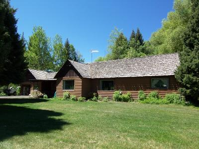 Teton Village, Tetonia, Driggs, Jackson, Victor, Swan Valley, Alta Single Family Home For Sale