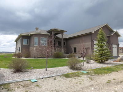 Pinedale Single Family Home For Sale: 204 Tee Cir