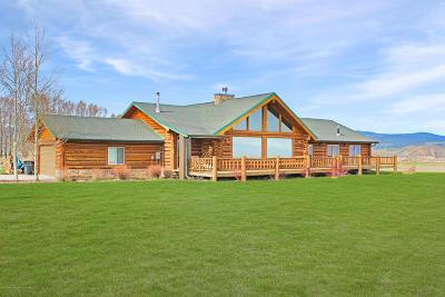 Thayne Single Family Home For Sale: 115 Bridger Dr