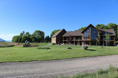 Alpine Single Family Home For Sale: 803 Black Mountain Ln