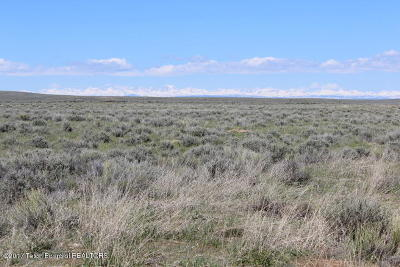 Big Piney Residential Lots & Land For Sale: Bill Budd Rd.
