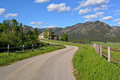 Alpine Single Family Home For Sale: 1546 Stewart Trl