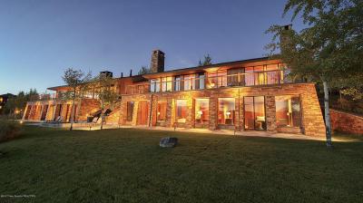 Jackson Single Family Home For Sale: 1605 Amangani Dr