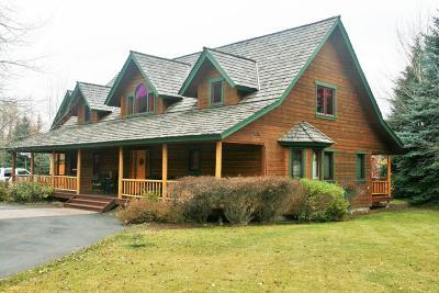Jackson Single Family Home For Sale: 4095 Sandy Creek Ln
