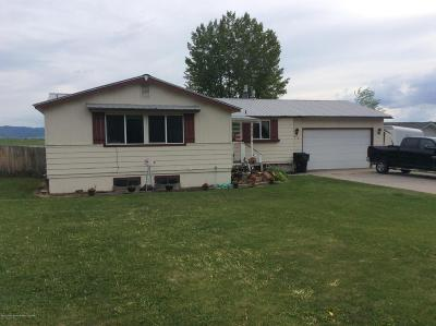 Afton WY Single Family Home For Sale: $269,000