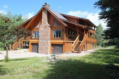 Star Valley Ranch WY Single Family Home Pending Contingent: $419,900
