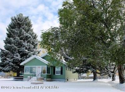 Teton Village, Tetonia, Driggs, Jackson, Victor, Swan Valley, Alta Single Family Home For Sale: 7985 Id-33