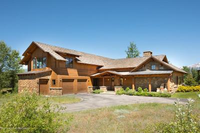 Jackson Single Family Home For Sale: 2765 Peregrine Ln