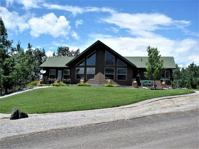 Star Valley Ranch WY Single Family Home For Sale: $525,000