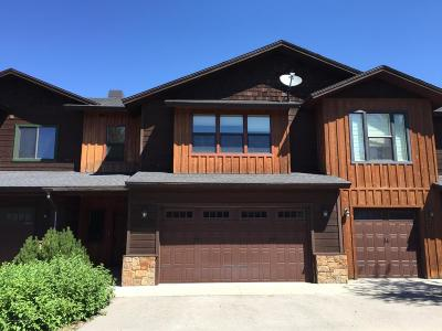 Alpine WY Condo/Townhouse For Sale: $324,000