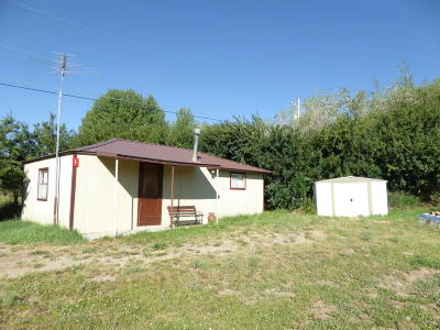 Pinedale Single Family Home For Sale: 1 Riverside Subdivision