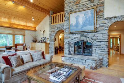 Teton Single Family Home For Sale