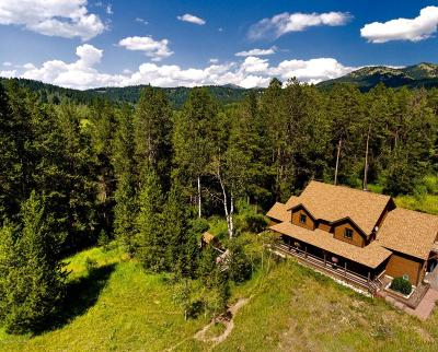 Alpine Single Family Home For Sale: 795 Dell Creek Rd