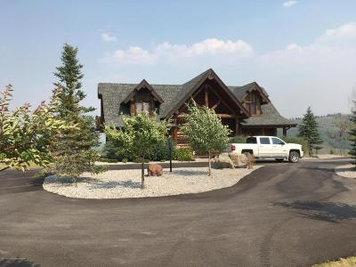 Etna, Freedom Single Family Home For Sale: 5453 Grouse Loop