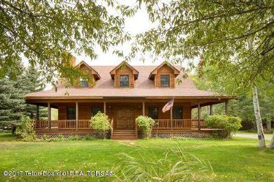 Jackson Single Family Home For Sale: 1208 Melody Creek Ln
