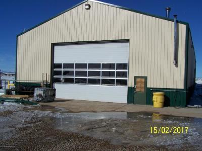Big Piney Commercial For Sale: 47 Big Piney Calpet Rd