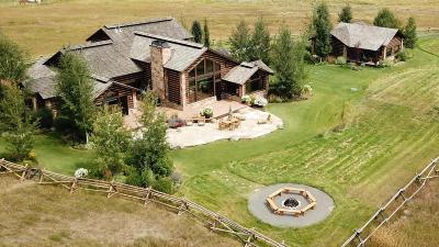 Jackson Single Family Home For Sale: 4635 Runway