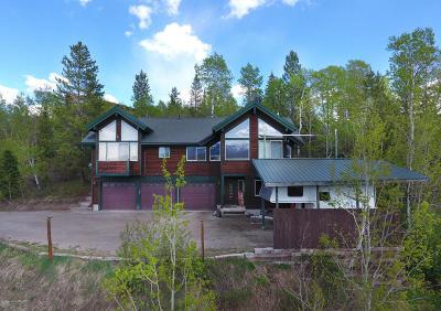 Alpine Single Family Home For Sale: 268 Aspen Lane