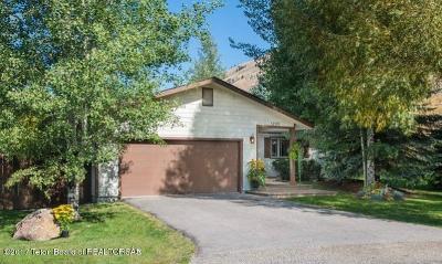Jackson Single Family Home For Sale: 1205 Fresno Dr