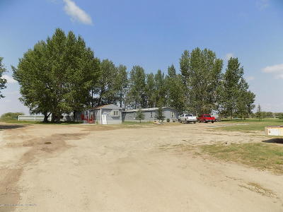 Farson Farm & Ranch For Sale: 98 Farson 2nd East Rd