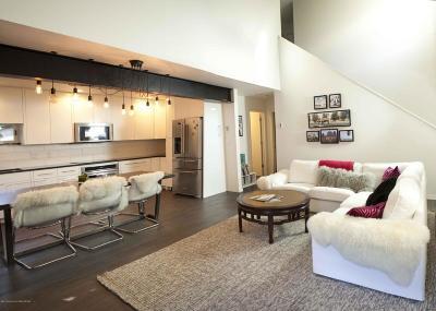 Teton Village, Tetonia, Driggs, Jackson, Victor, Swan Valley, Alta Condo/Townhouse For Sale: 812 Powderhorn Ln #A