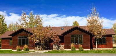 Jackson Single Family Home For Sale: 3100 S Stirrup Dr
