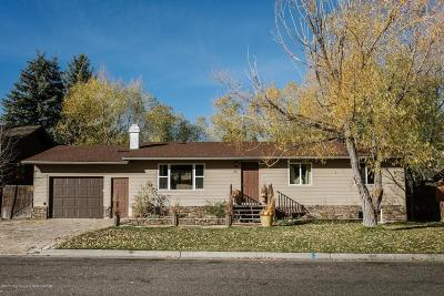 Teton Village, Tetonia, Swan Valley, Victor, Driggs, Jackson, Alta Single Family Home For Sale: 35 Absaroka Dr.