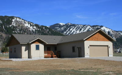 Star Valley Ranch Single Family Home For Sale: 101 Alta Dr