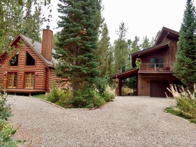 Alpine WY Single Family Home For Sale: $595,000