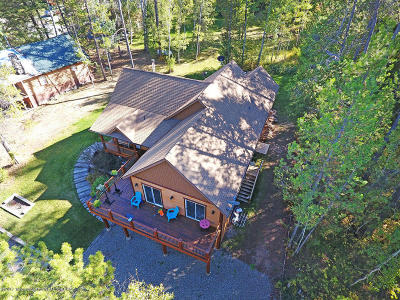 Alpine WY Single Family Home For Sale: $375,000