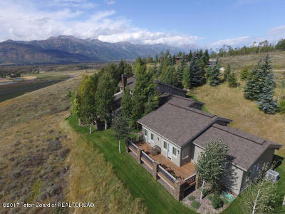 Jackson Single Family Home For Sale: 525 N Spur Rd
