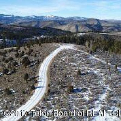 Fairview, Osmond, Smoot Residential Lots & Land For Sale: Big Ridge Road