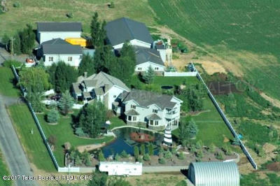 Bedford WY Single Family Home Pending Contingent: $1,029,000
