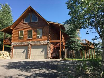 Star Valley Ranch WY Single Family Home For Sale: $497,500