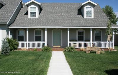 Pinedale Single Family Home Pending Contingent: 437 Country Club Ln B