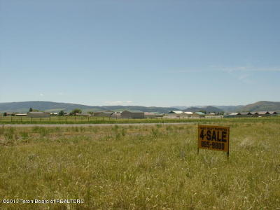 Afton WY Residential Lots & Land For Sale: $79,000