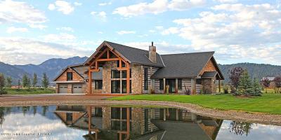 Alpine Single Family Home For Sale: LOT 8 Rutan Road