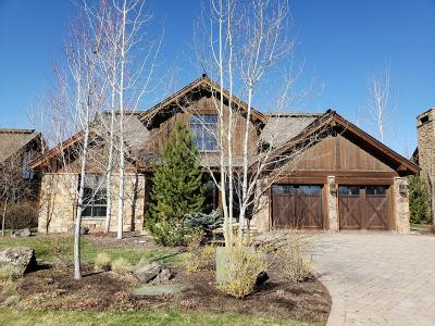 Driggs Single Family Home Pending Contingent: 460 Cottongrass Rd