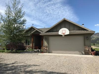 Star Valley Ranch WY Single Family Home For Sale: $349,000