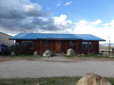 Pinedale Single Family Home For Sale: 25 Percussion Ln