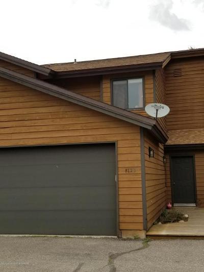 Teton Village, Tetonia, Driggs, Jackson, Victor, Swan Valley, Alta Condo/Townhouse For Sale: 812 Powderhorn Lane #D