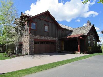 Teton Village, Tetonia, Jackson, Driggs, Victor, Swan Valley, Alta Single Family Home For Sale: 44 Moulton Ln