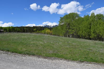 Alpine Residential Lots & Land For Sale: LOT 9 Black Mountain Lane