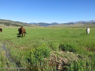 Bondurant Farm & Ranch For Sale: LOT 2 Spirit Winds Way