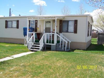 Big Piney WY Single Family Home For Sale: $107,000