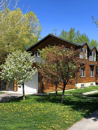 Teton Village, Tetonia, Jackson, Driggs, Alta, Swan Valley, Victor Condo/Townhouse For Sale: 625 E Simpson Ave