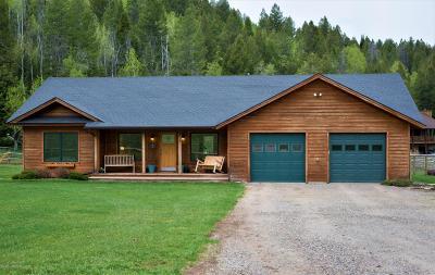 Jackson Single Family Home Pending Contingent: 5618 E Spoiled Horse Rd
