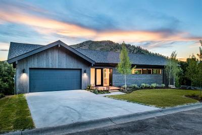 Jackson Single Family Home For Sale: 2119 Hidden Ranch Lane