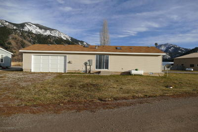 Alpine Single Family Home For Sale: 266 Sawmill Road