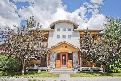 Victor, Swan Valley, Alta, Driggs, Teton Village, Tetonia, Jackson Condo/Townhouse For Sale: UD2 7552 Mt Laurel Dr